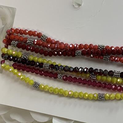 Bead Stack Bracelets 3