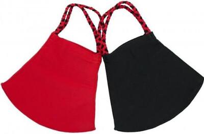 Pomchies Mask Black/Red
