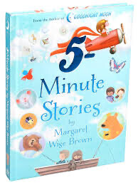 5 Minute Stories Book