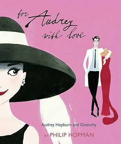 Audrey With Love Book