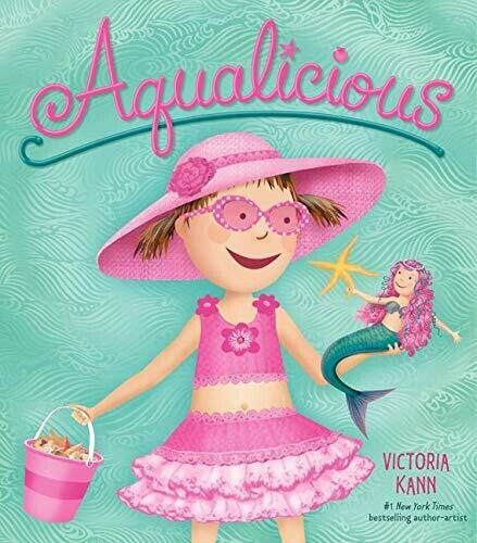 Aqualicious Book
