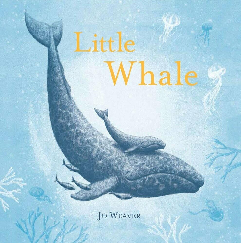 Little Whale Book