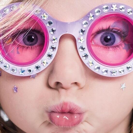 Bling2o Goggles Moonlight Lilac