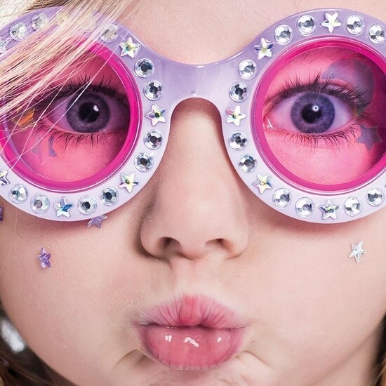 Bling2o Goggles Moonlight Lilac