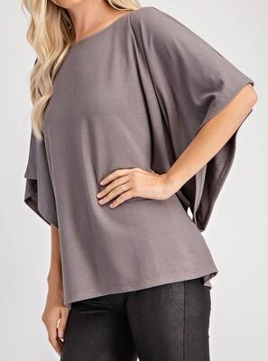 GA Kimono Sleeve Top