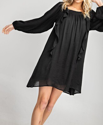 GA Ruffle Dress