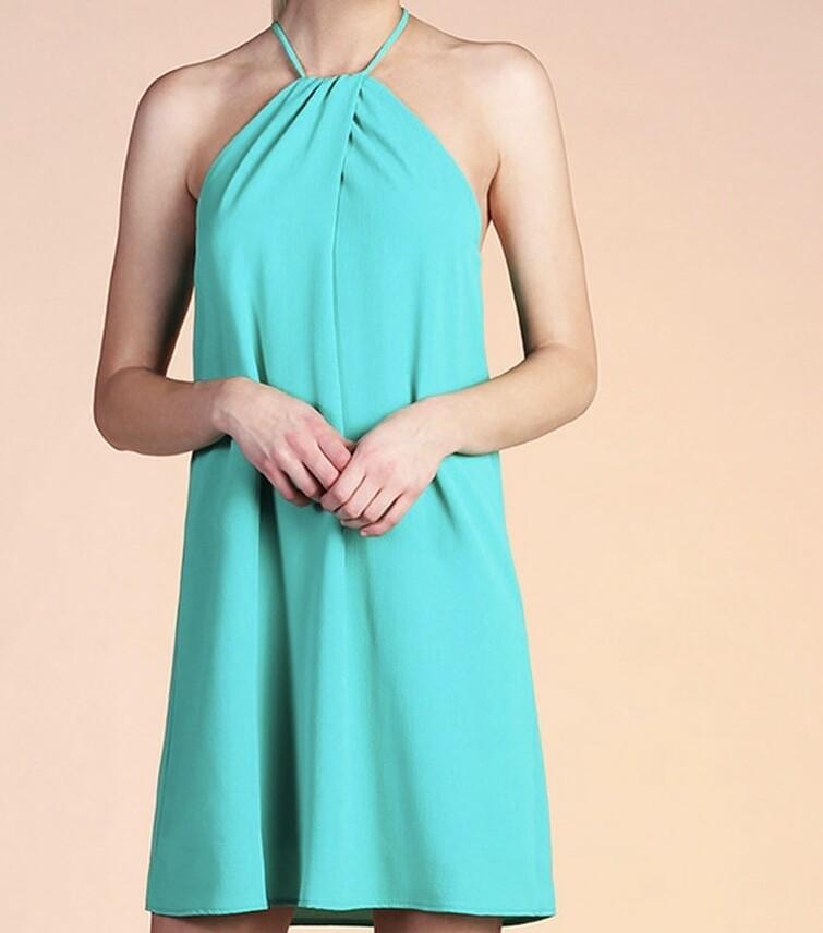 TY Skinny Halter Dress