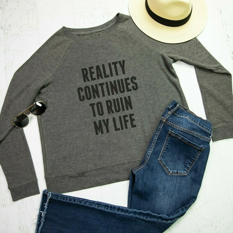 MS Sweatshirt Reality