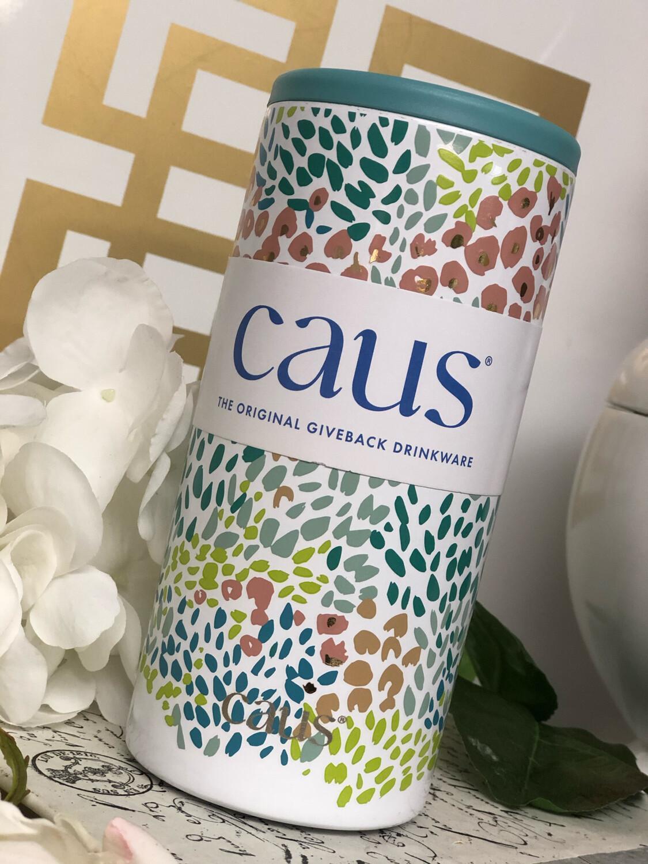 MS Caus Skinny Can Cooler Sweet Safari