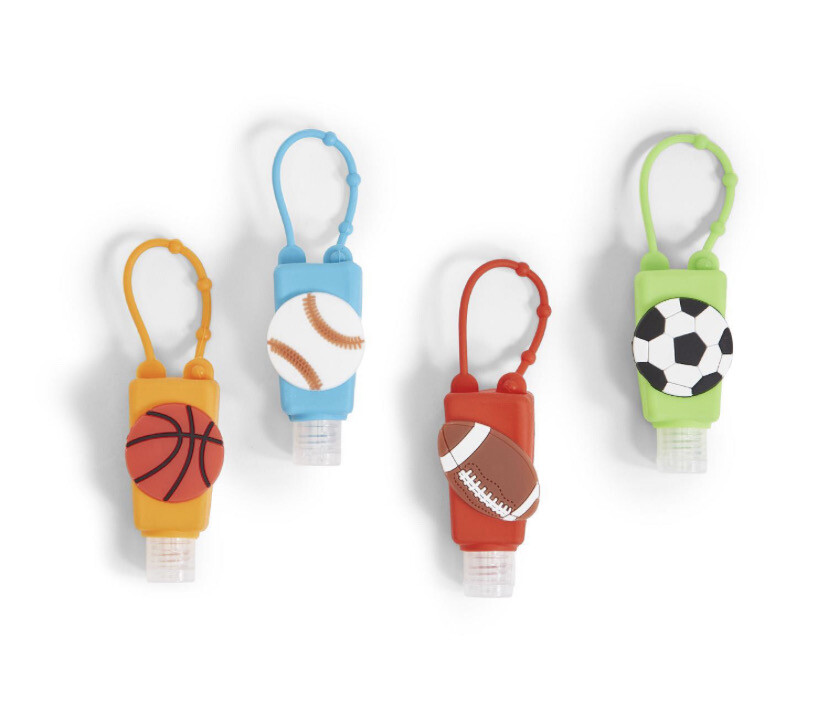 CC Fill Your Own Sanitizer Basketball
