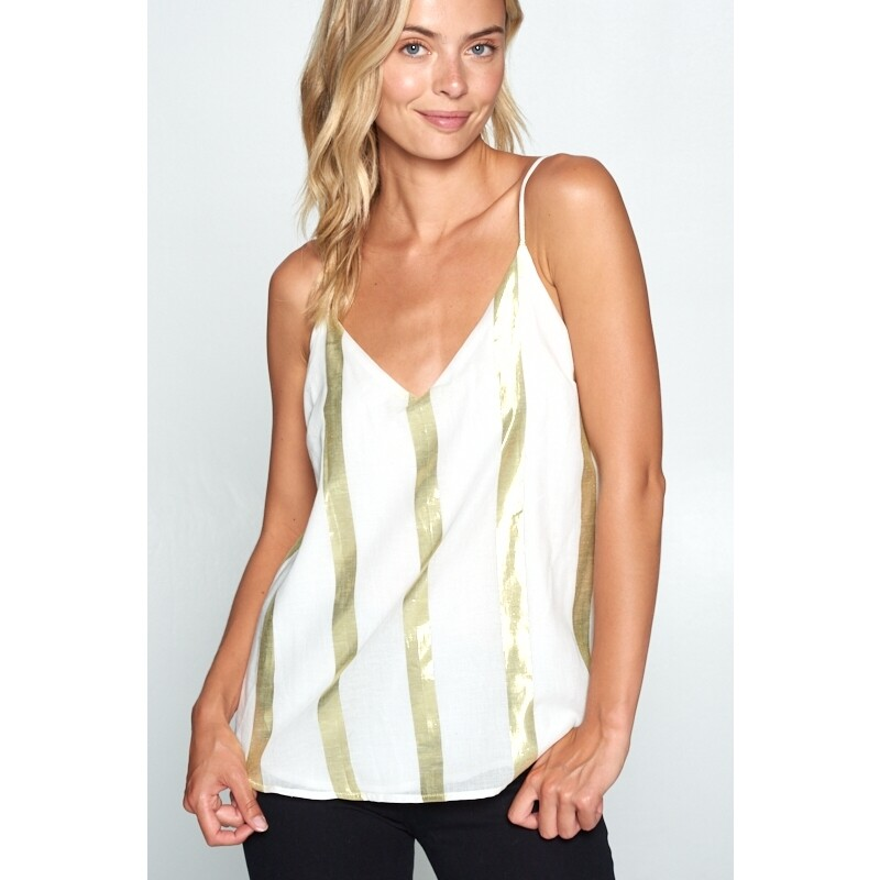 RC Stripe Cami