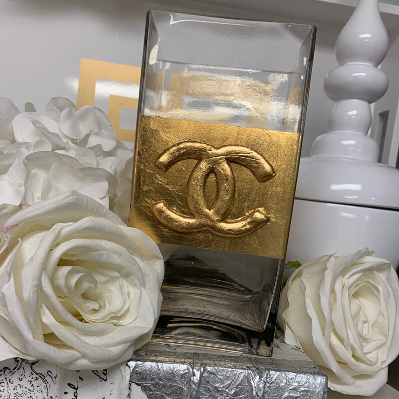 Only One Coco Chanel Designer Vase