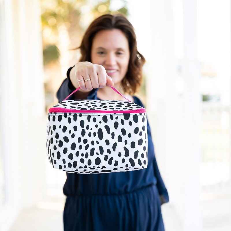 VL Cosmetic Bag Spotty