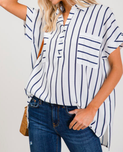 HC Stripes Top