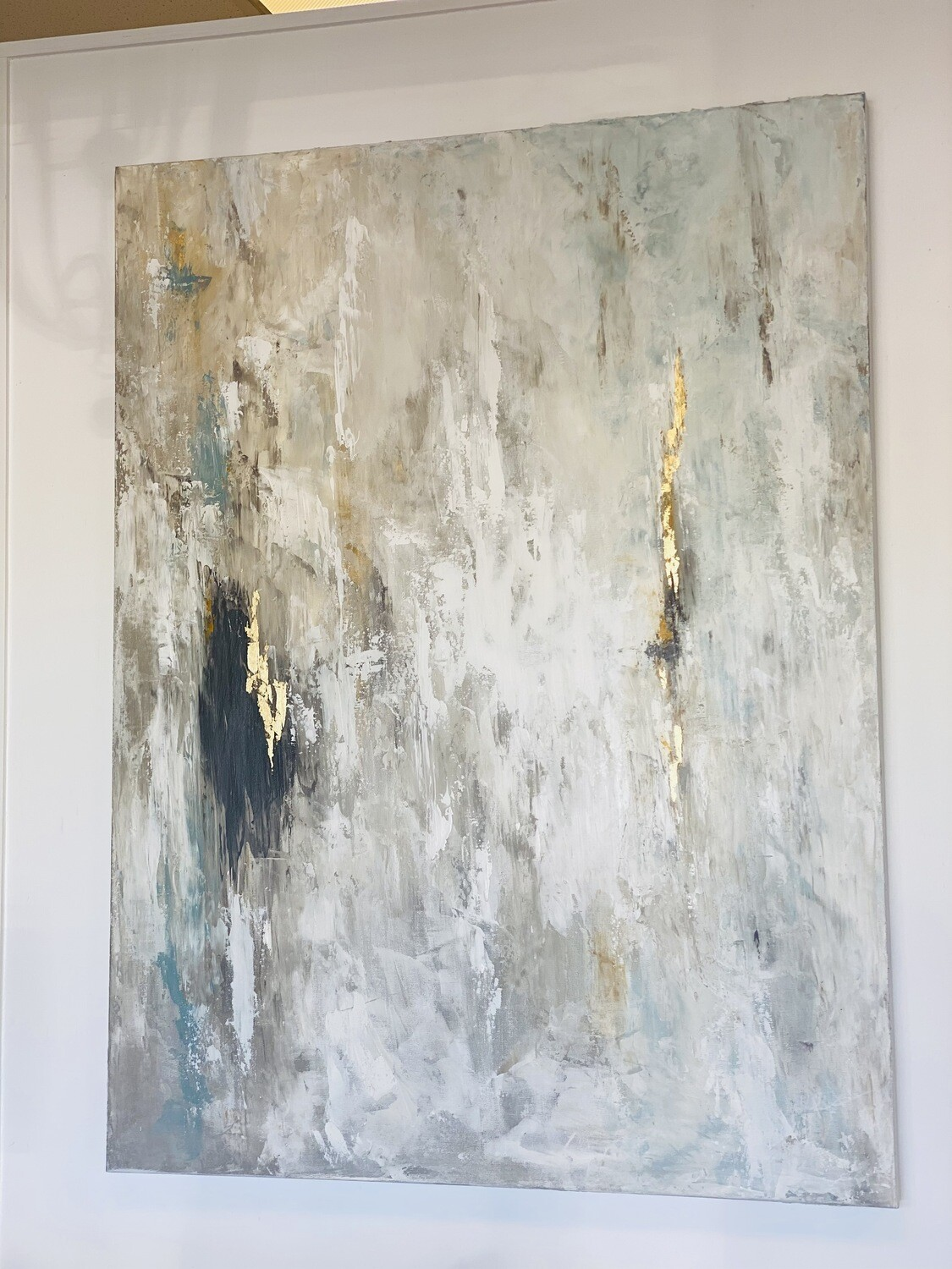 """36x48 Abstract Painting """"Sophistication"""""""