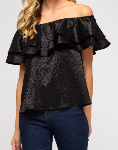 SS Stacci Off Shoulder Top