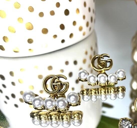 SJ Inspired Earring Studs Huggers GG