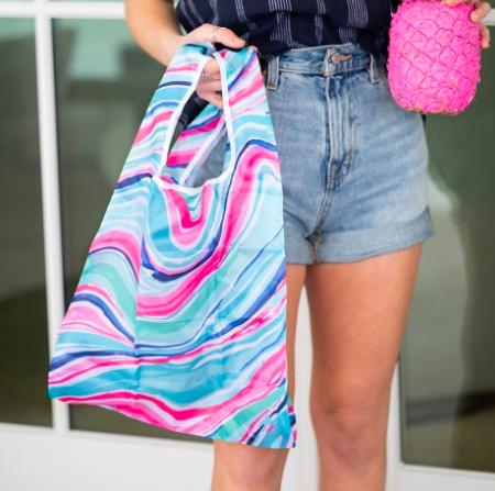 VL Reusable Bag Marble