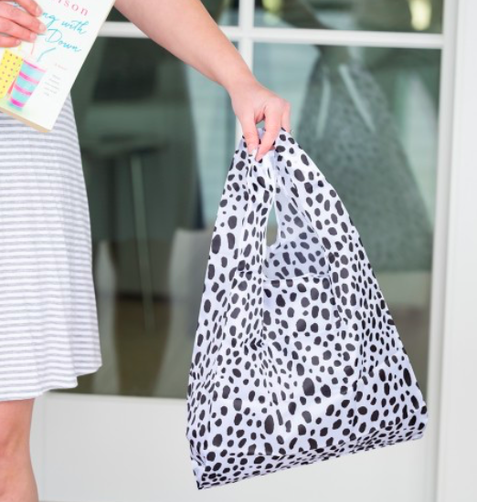 VL Reusable Bag Spotty