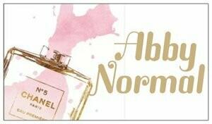Custom Name Tags Chanel Perfume