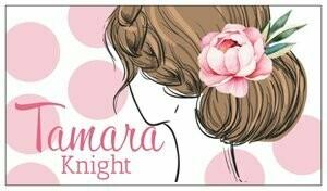 Custom Name Tags Flower Girl