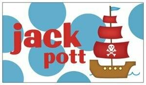 Custom Name Tags Pirate Ship