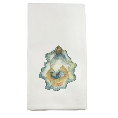 FG Cotton Towel Watercolor Oyster