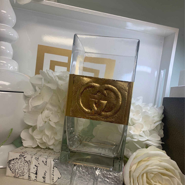 Designer Vase Medium Square Gucci