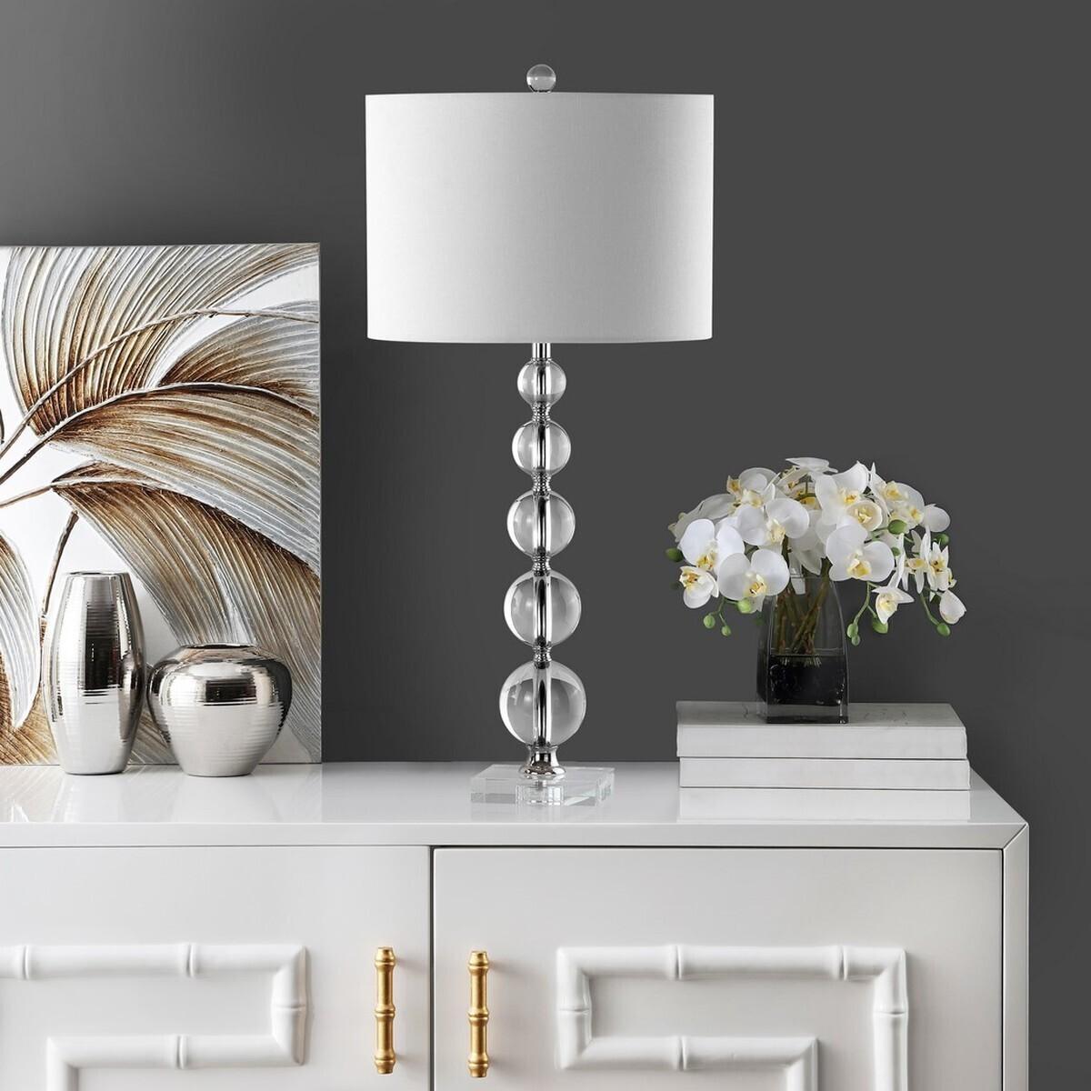 SA Lamp Crystal Ball