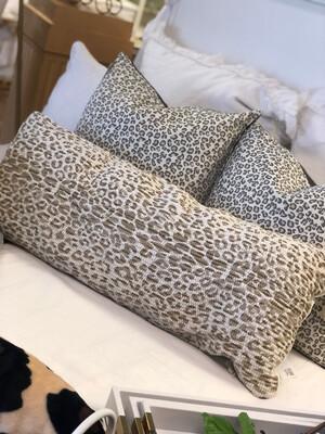 14x36 Violetta Cheetah Lumbar Pillow
