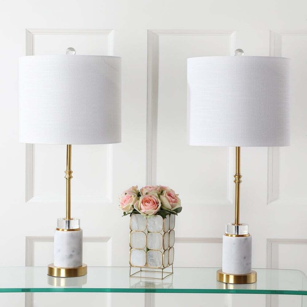 JY Lamp Harper Marble