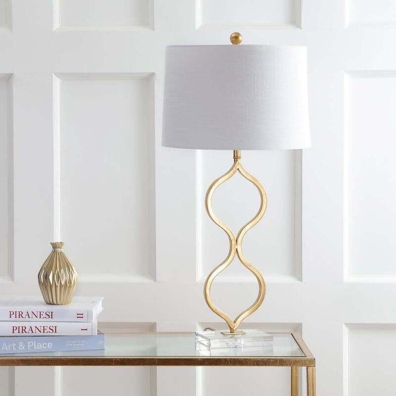 JY Lamp Curved Motif