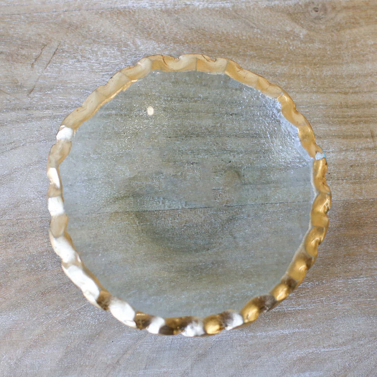 TRS Fairbanks Trinket Dish Gold