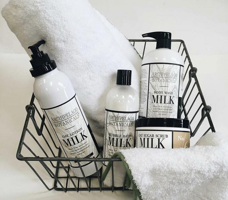Archipelago Body Wash Milk