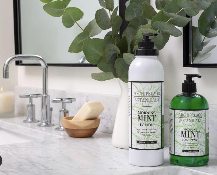 Archipelago Hand Wash Morning Mint