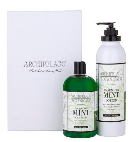 Archipelago Body Wash Morning Mint