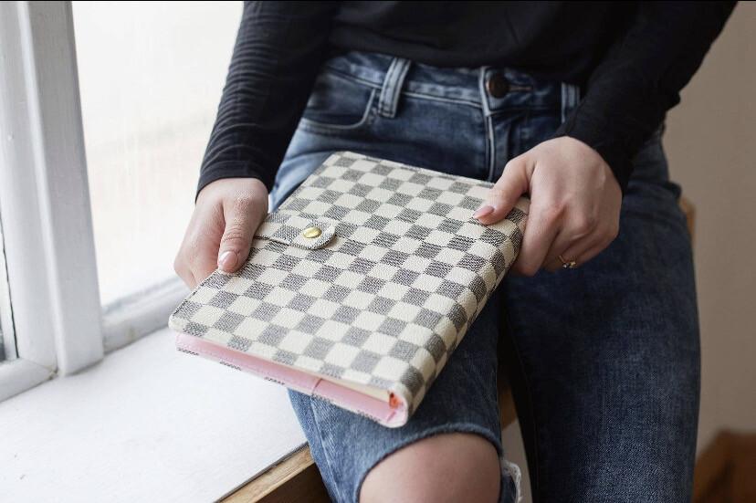 Inspired Planner Notebook Light Check