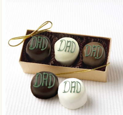 Fathers Day Dad Truffle Pack