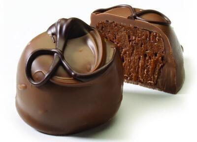 Gourmet Truffle Fudge Love