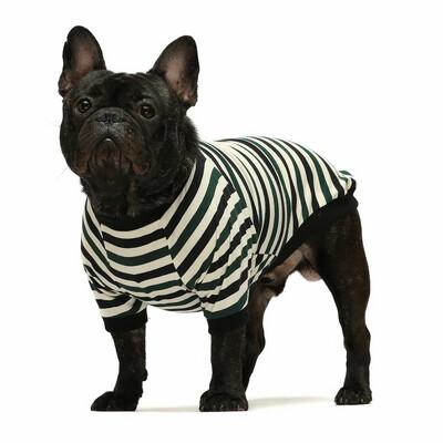 Dog Onesie Stripe