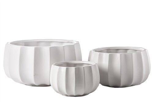 UT White Pottery 185505 Medium