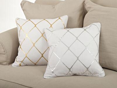 SS 800P Pillow Silver