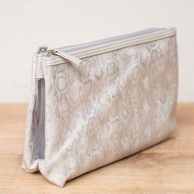 TRS Python Double Cosmetic Case