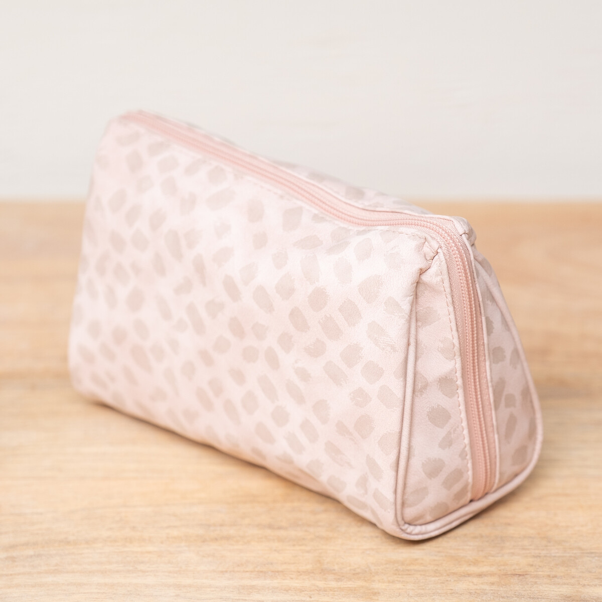 TRS Elicia Wide Top Cosmetic Bag