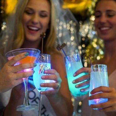 Glo Party Bachelorette Cubes