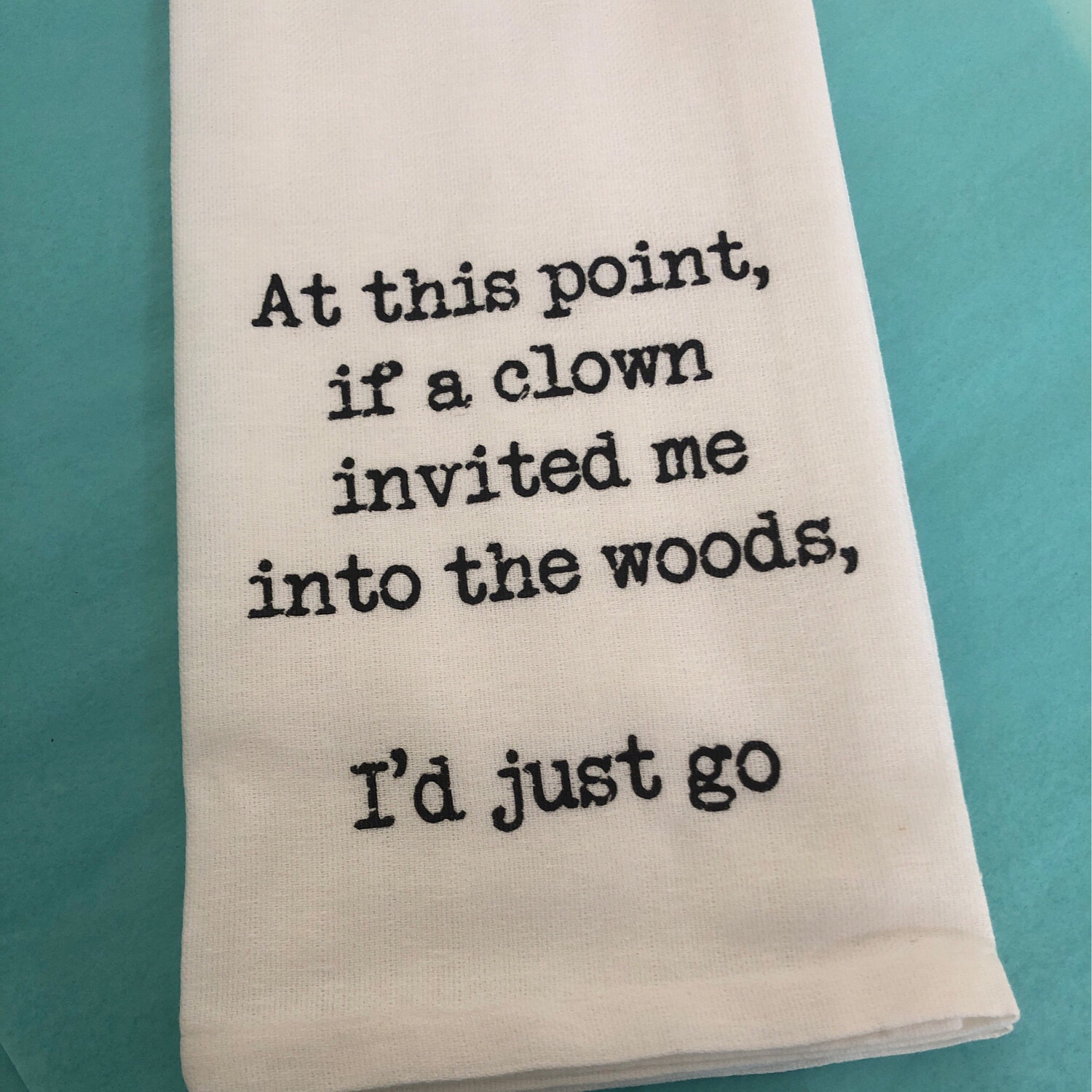 FG Cotton Towel At This Point