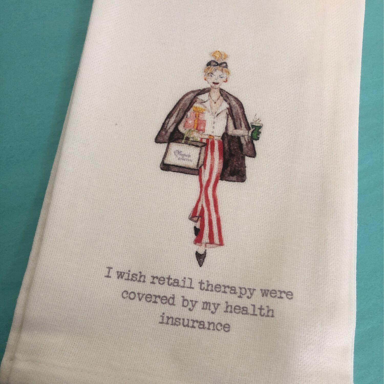 FG Cotton Towel Retail Lady