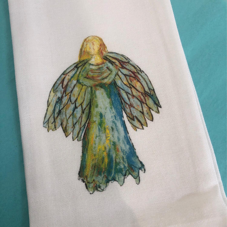 FG Cotton Towel Blonde Angel