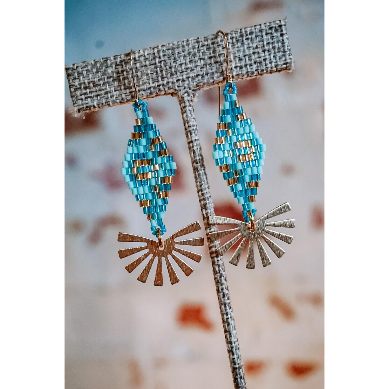 Lolly Earrings Capri