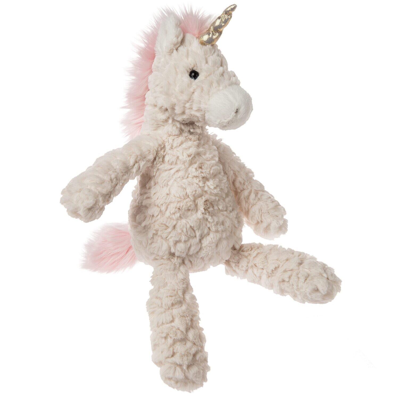 Mary Meyer Putty Cream Unicorn